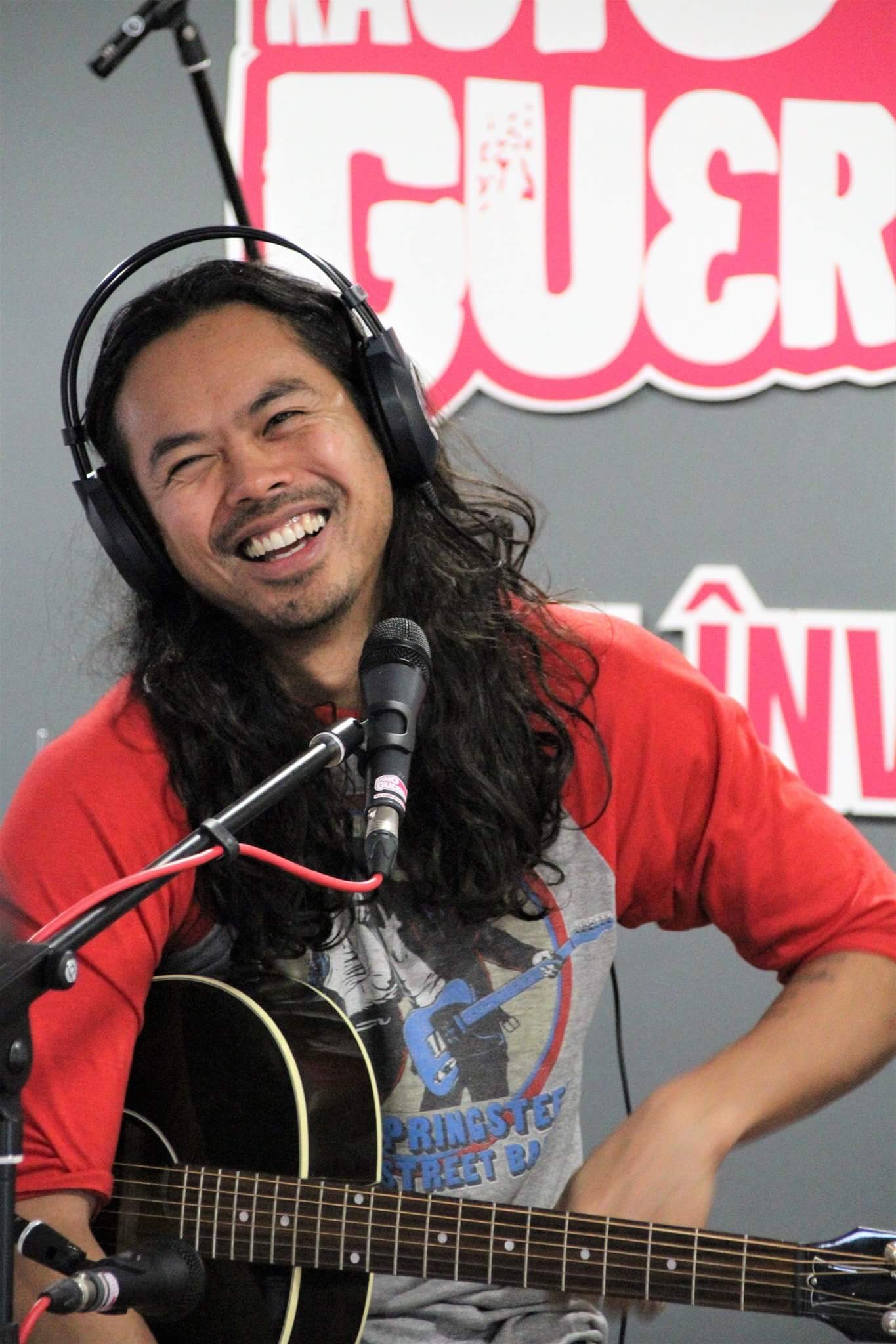 The Temper Trap@ Radio Guerrilla