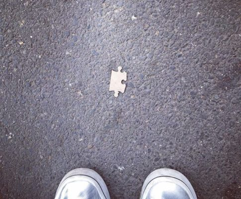 Missing piece. #puzzle #piece #missing #incomplete